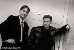 Carl Wein and David Nuttall - LNA009