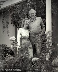 Sir John and Lady Gorton 1994 - LNA034