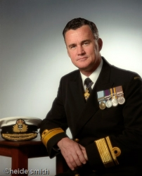 Adm Peter Sinclair - 1986 - LNA080