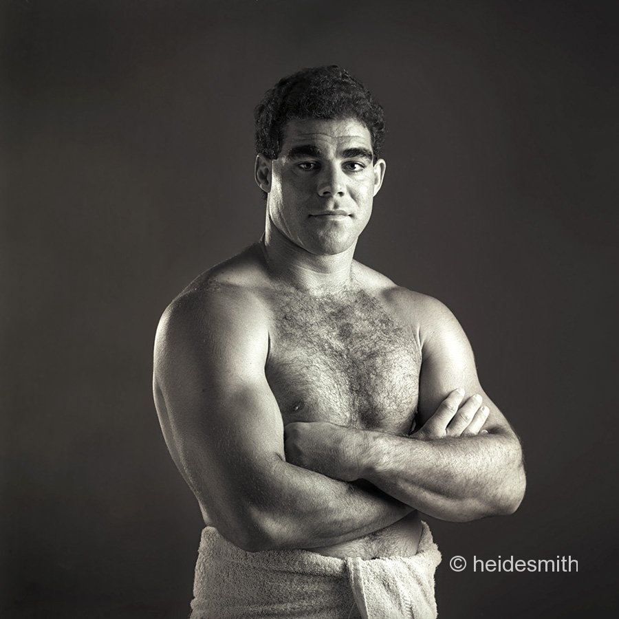 Mal Meninga 1991 close up